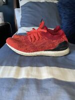 Adidas UltraBoost Uncaged Solar Red 2016 Size 14 No Box