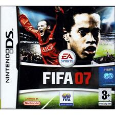 Juego Nintendo DS FIFA 2007 NDS 2815964
