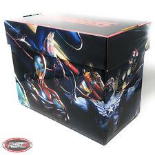ALL NEW AVENGERS SHORT ART COMIC BOX! Official Marvel Comics Licensed 1-Box