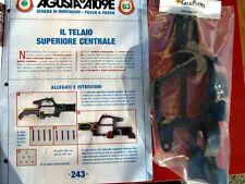 ELICOTTERO carabinieri AGUSTA A109E: FIANCATA SUPERIORE LATERALE SINISTRA
