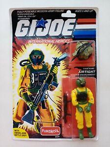 G. I. JOE Airtight MOC FUNSKOOL International Heroes Hasbro Action Figure