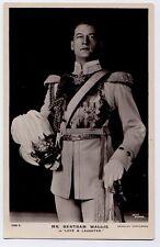 Bertram Wallis - Theater Actor Real Photo Beagles Postcard - in Love & Laughter