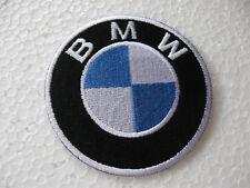 Aufnäher BMW Aufbügler Patch Motorcycles Motorcross Motorradcross Bike-MC Race