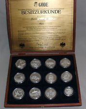 Göde Münzen In Silber Münzen Günstig Kaufen Ebay