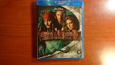 1560 Blu-ray Pirates Of The Caribbean Dead Man's Chest Regio 2