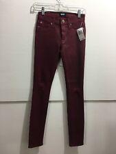 Hudson ladies 23x28 midrise nico super skinny colored jeans nwt