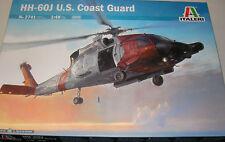 Italeri 2741 - HH-60J U.S. Coast Guard - 1:48 Plastic Kit Model Aircraft