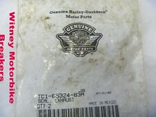 HARLEY DAVIDSON EXHAUST SEAL GASKET QUANTITY 2 SEALS TC1-65324-83A GENUINE OEM