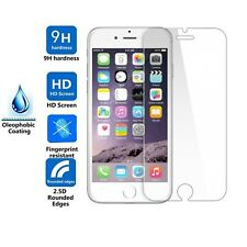 5 x Apple iphone SE Genuine Tempered Glass Film Screen Protector