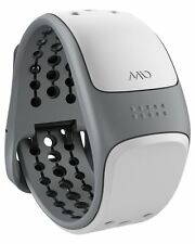 Mio Link Heart Rate Wristband Bluetooth Smart Plus Ant Plus White Sm/Med 56P-WHT