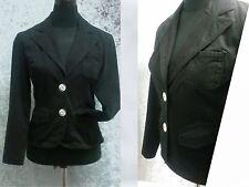 Figur betonend & schick tailliert -  Popeye Blazer Jacke von  Only  schwarz G.36