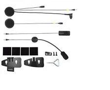 XIT F2-F3-F4-F4s Kit Audio Interphone Cellularline auricolare e doppio microfono