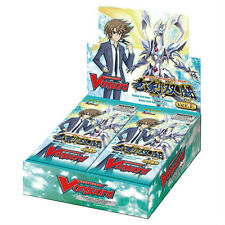 ENGLISH Cardfight Vanguard VG-BT16 Legion of Dragons & Blades Booster Box SEALED