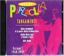 Astor Piazzolla - Tangamente -Volume 1 - 1968-1969 CD -Musica Instrumental