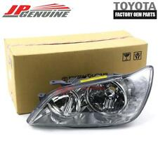 GENUINE LEXUS 01-04 IS300 OEM (LH) SIDE CLEAR CHROME HEAD LIGHT LAMP 81185-53041