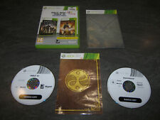 XBOX 360 JEU HALO REACH / FABLE III 3 DOUBLE PACK OCCASION BUNDLE COPY