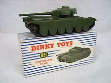 Dinky Toys 651 Centurion Tank with Original Box