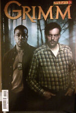 GRIMM  #10 Cult Favorite NBC Television Show Photo Cover 2014