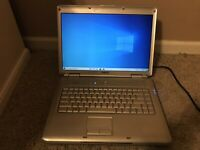 """Dell Inspiron 1520 15.6"""" Gaming Laptop Intel C2D 2GB 160GB Win 10 Home NVIDIA"""
