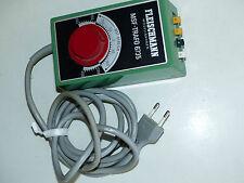 Fleischmann 6735 MSF Trafo, Fahrregler, Transformator