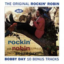 Bobby Day - The Original Rockin' Robin + 10 BONUS TRACKS / ACE RECORDS CD 1991
