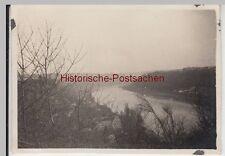 (F11609) Orig. Foto Pirna Posta, Blick v.d. Schönen Höhe 1930