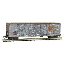 Micro-trains N KCS 'airplane' graffiti Rd# 130279 MTL02544016