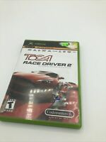 TOCA Race Driver 2 - Original Xbox Game - Tested