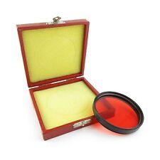 Original für Pentacon Six - Filter rot hell  M67 / 67mm für Zeiss Biometar 120mm