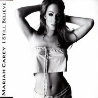 Mariah Carey I still believe (6 versions, 1999, incl. David Morales .. [Maxi-CD]