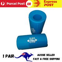 AUS Slim Gym Fat Grips Forearm Strength Training