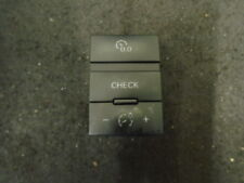 2008 AUDI A6 SALOON 2.0 TDI DASH TRIP RESET / MULTIFUNCTION SWITCH 4F0927123B