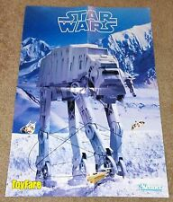 Kenner Toyfare Star Wars Fold Out Poster