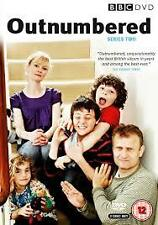 OUTNUMBERED- SERIES 2 (DVD, 2-DISC SET) R-4, LIKE NEW, FREE POST IN AUSTRALIA