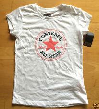 T-shirts et débardeurs blanc avec des motifs Logo pour fille de 2 à 16 ans