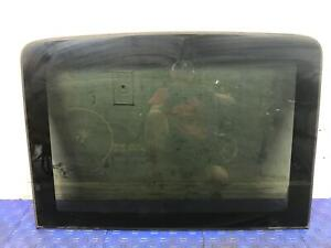 2010 - 2016 CADILLAC SRX FRONT MOVEABLE SUN ROOF GLASS *WINDOW ONLY*