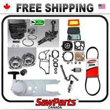 Fits STIHL TS400 CYLINDER, PISTON, CRANKSHAFT, FILTER NIKASIL REBUILD KIT deal