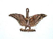 Beautiful Vintage Gold Eagle Pendant