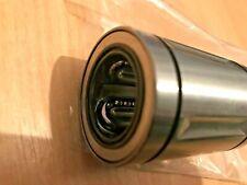 Linear Ball Bearing Bushing Closed 25 x 40 x 58mm Rubber Seals Thk Lme25 Gauu