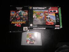 N64 Nintendo 64-Mario Kart 64 - 100%