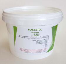 Mannitol pure powder 900g sweetener can help parkinson badatz