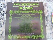 DR. BREAKS Comp. CD Vol. 1 & 2 DJ BREAK BEATS SAMPLED DR. DRE CHRONIC SOUL FUNK