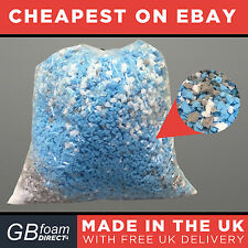 10kg Mixed Foam Crumb | Bean Bag | Dog Bed Filling Stuffing | Quality & Cheap