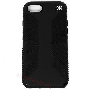 Speck iPHONE 7 8 SE (2020) Protective Case Presidio2 Grip Black White