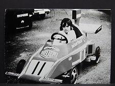 Vintage Photo, Automobile Racing, Miniature Cars, Children, 1930s - 1960s #02