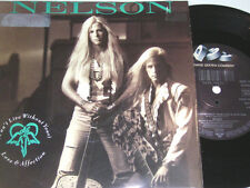 "7"" - Nelson Love and Affection & Will ya luv me - Promo 1990 MINT # 1421"
