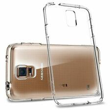 Cover Custodia Trasparente Slim Tpu Per SAMSUNG GALAXY S5 SM-G900F