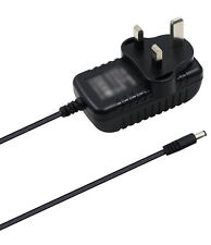 UK MAINS 12V AC DC POWER ADAPTER PLUG FOR PYRAMAT S5000 GAMING CHAIR S5-000