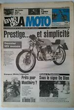 LVM - La Vie de la Moto n°175; 15/1/1996; Dossier MV Monos/ Saga Précision