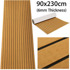 Marine Boat Synthetic Flooring EVA Foam Yacht Teak Decking Sheet Carpet Floor